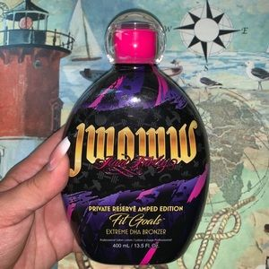 Jwoww FIt Goals Tanning Lotion
